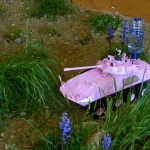 Pink Tank to Nature